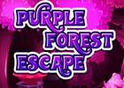 MirchiGames - Purple Forest Escape