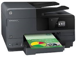 Picture HP Officejet Pro 8610 Printer