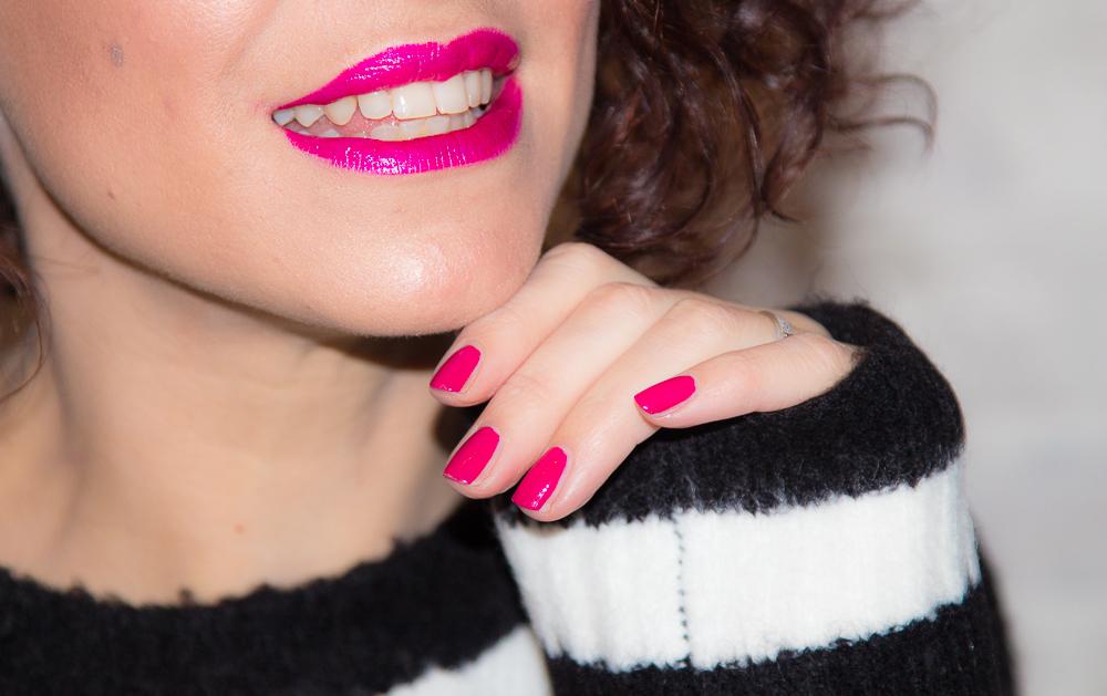 maquillage - vice lisptick - firebird - rose