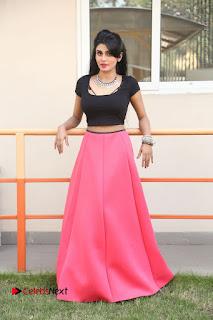 Telugu Actress Harini Stills at Dhyavudaa Movie Teaser Launch  0384.JPG