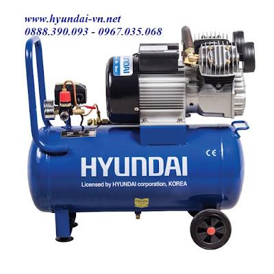 máy nén khí, máy bơm hơi, máy nén khí mini, máy bơm hơi trực tiếp Hyundai AH-2540