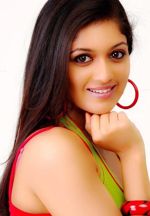Meghna Raj Super Smile