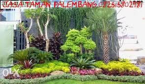 Taman Palembang Tukang Taman Palembang
