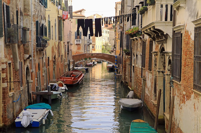 Buy photo art of Washing Day in Venice