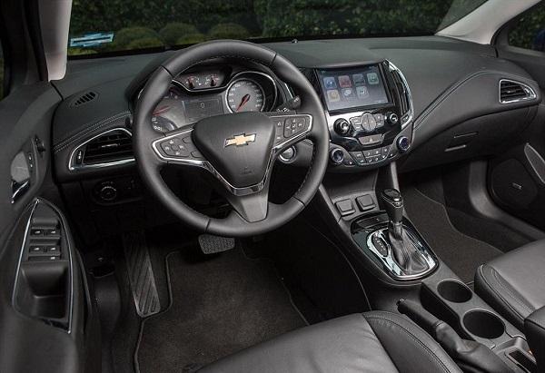 Interior Chevrolet Cruze 2