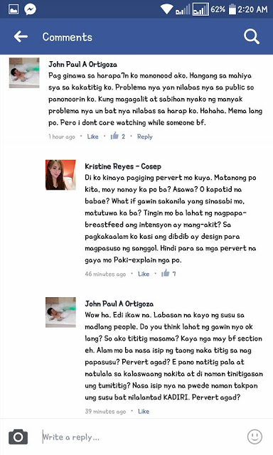 This Netizen Was Taught a Valuable Lesson After Bashing a Woman Breastfeeding in Public! READ WHAT SHE SAID TO THE MOTHER HERE!