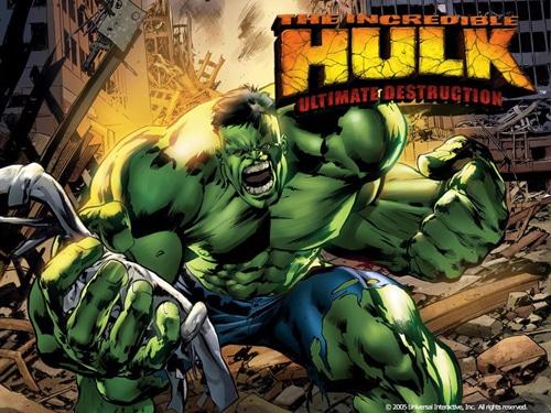 تحميل لعبة هالك الرجل الاخضر للكمبيوتر والاندرويد برابط مباشر ميديا فاير download hulk game
