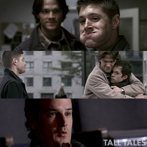 Supernatural 2x15 - Tall Tales