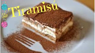 como hacer tiramisu-receta tiramisu