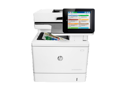 HP Color LaserJet Enterprise MFP M577f Driver Download