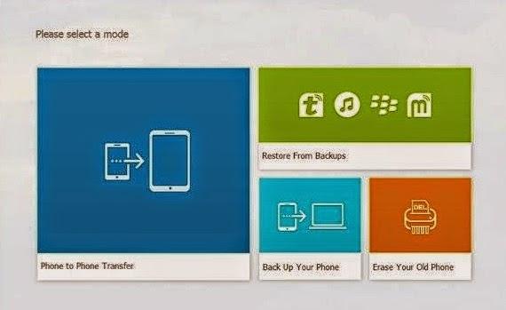 Cara Mudah Transfer kontak Dari Iphone Ke Android Mobile
