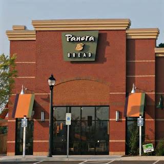 Panera Bread storefront