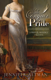 Book cover: To Conquer Pride by Jennifer Altman