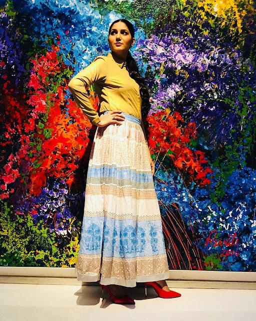 Sapna Chaudhary Appearance