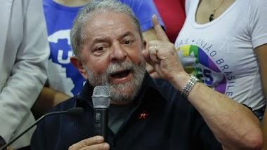 La CGTP se une al llamado de apoyo del CSI en favor de Luis Inácio Lula Da Silva.