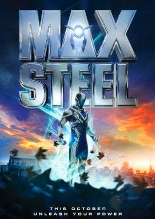 Max Steel (2016) BRRip 480p Dual Audio 300Mb