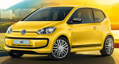 2017 Volkswagen Up! front side hd picture