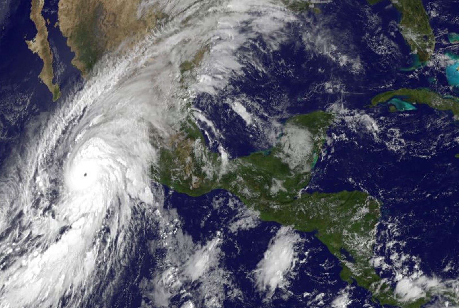 Hurricane Patricia Strongest Hurricane On Record Updated