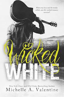 Wicked White   Michelle A. Valentine