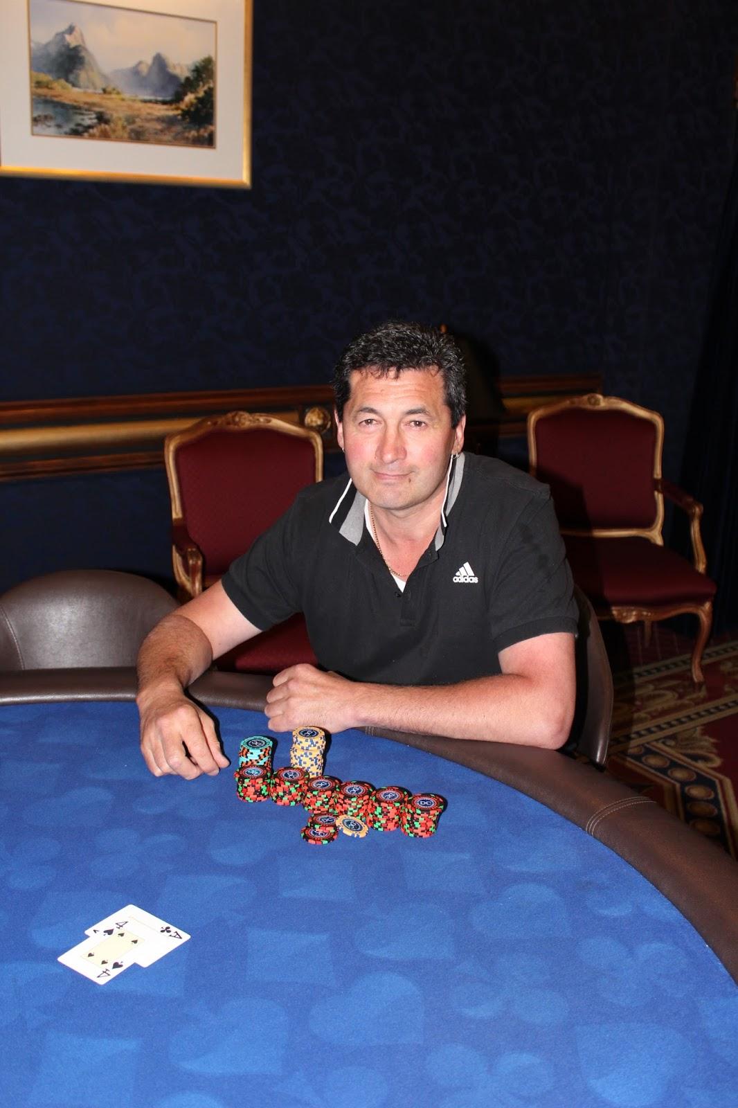 Dunedin Casino Texas Hold'em Tournament