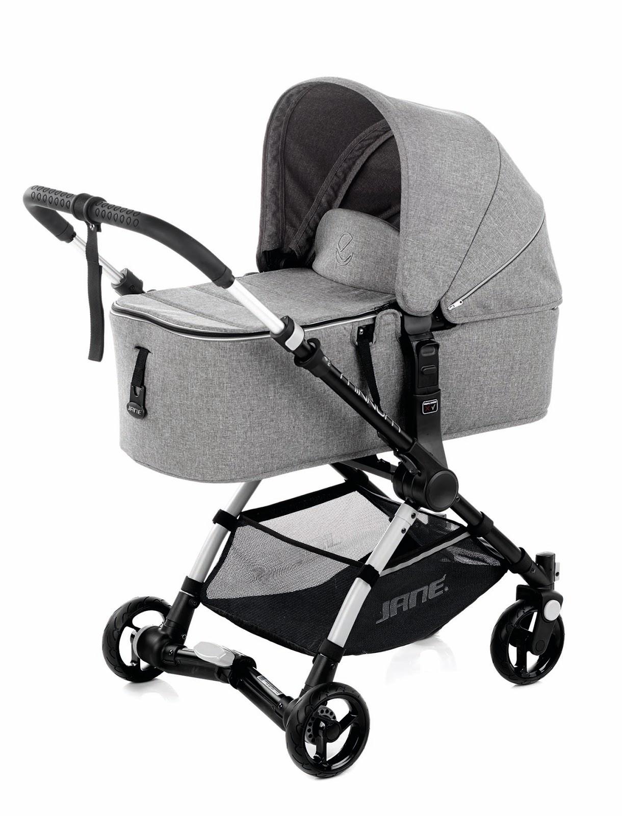 Bolsa carrito bebé diy