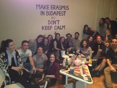 Gezenti Adam Evs AGH Erasmus+