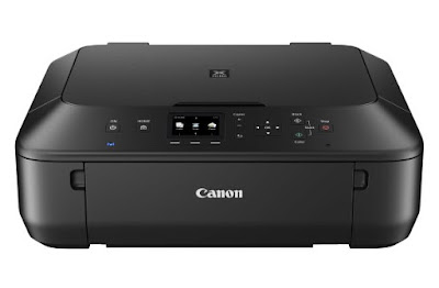 Canon MG5550 Error 5B00