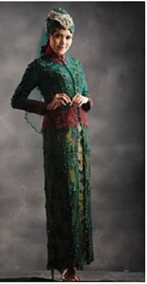 Model Kebaya Formal dan Semi Formal Muslimah Terbaru