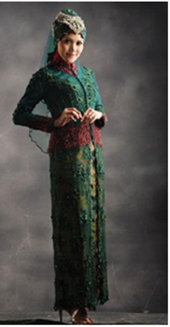 Model Baju Kebaya Modern Malaysia Terbaru