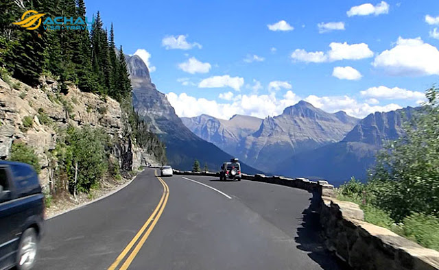 Top 5 tuyến đường tuyệt vời nhất nước Mỹ7