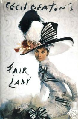 Resultado de imagen de blogspot, Cecil Beaton. Audrey Hepburn, My Fair Lady.