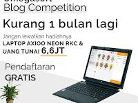 Lomba Blog Kompetisi dari Omegasoft