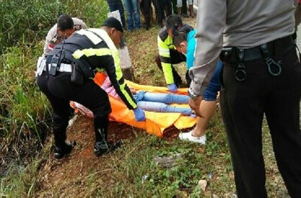 Menurut Pihak Polisi, Mayat di Temukan di Kapuas Hulu Meninggal Tidak Wajar