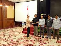 Riadis Sulhi Terpilih Sebagai Ketua IJTI NTB 2017-2020