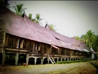Hasil gambar untuk rumah gadang jambu lipo sijunjung