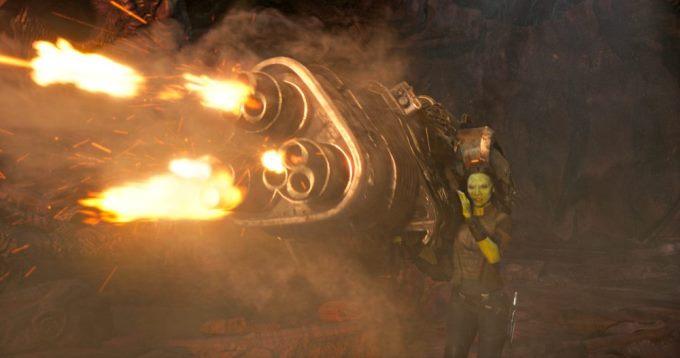 Стражи галактики. Часть 2 [Guardians of the Galaxy Vol. 2]
