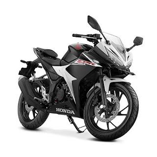 Honda CBR150R Lebih Agresif dengan Warna Baru Slick Black White