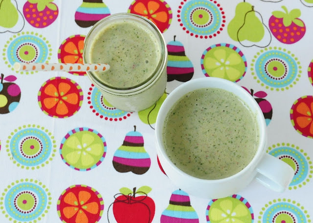 green smoothies recipe