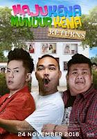 Sinopsis Film Maju Kena Mundur Kena Returns 2016