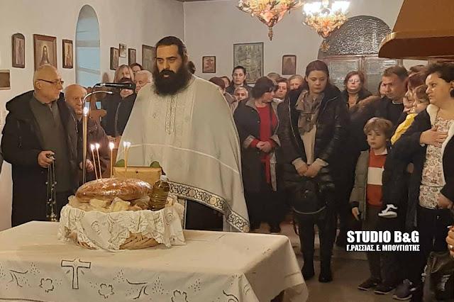 Γιόρτασαν την Υπαπαντή του Κυρίου στο Μάνεσι