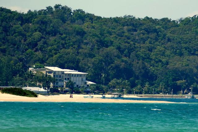 Tangalooma Resort Hotel Moreton Island Organisation Kritik