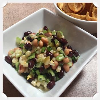 Sweet Bean Salad