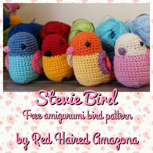 Crochet free bird