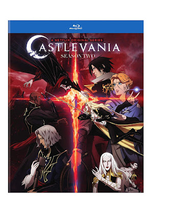Castlevania Season 2 Bluray