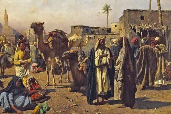 Eksistensi dan Peradaban Islam pada masa Khulafaur Rasyidin (Part 2)