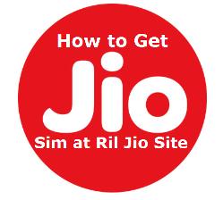 ril jio 4g sim new activation