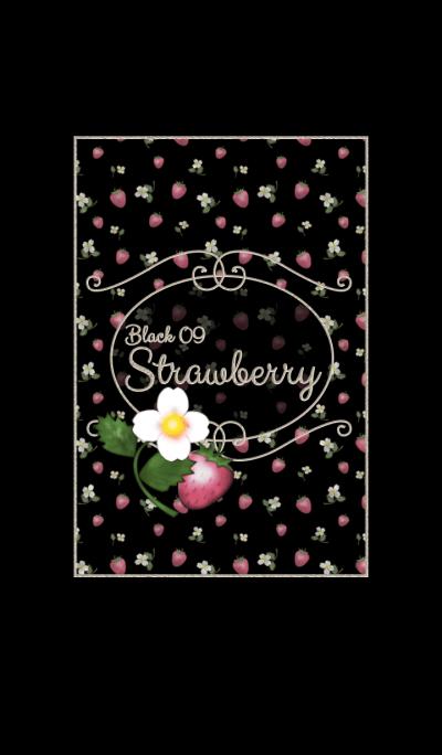 Strawberry/Black 09