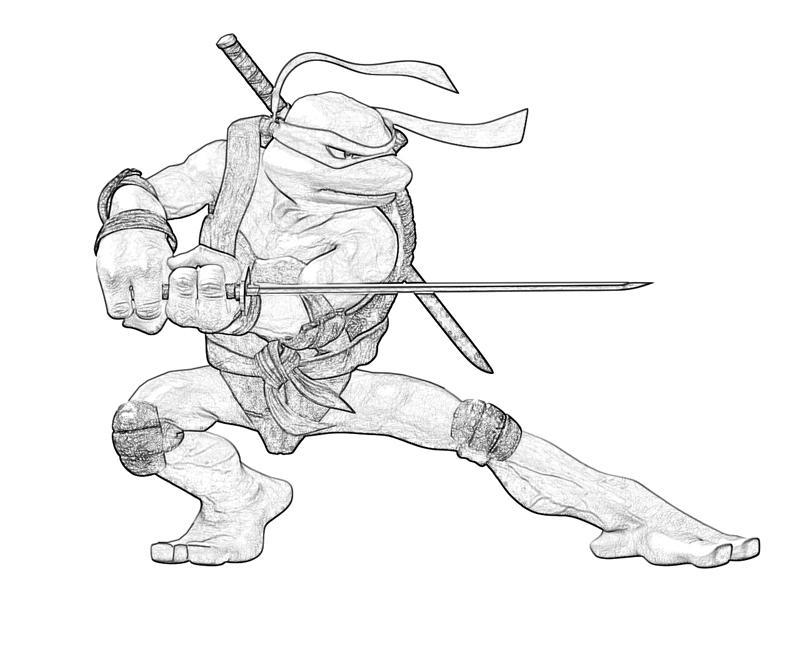 Картинами художников, картинки черепашек ниндзя для срисовки