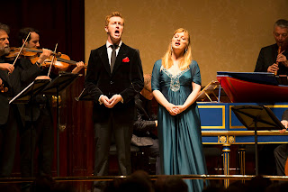 Tim Mead, Lucy Crowe and English Concert at Wigmore Hall - photo credit Simon Jay Price