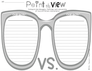 https://www.teacherspayteachers.com/Product/Point-Of-View-Comparison-Organizer-2485728